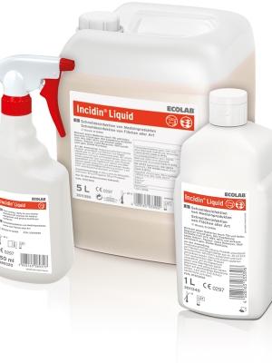 Incidin Liquid Produktfamilie