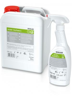 Incidin OxyFoam S Produktfamilie