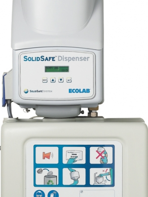 SolidSafe Dispenser