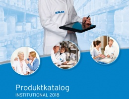 Produktkatalog Institutional 2018
